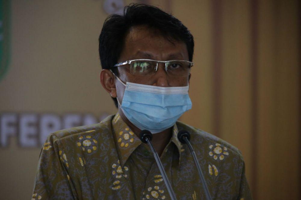 Pemprov Riau Sudah Cairkan Bosda SMA/SMK dan SLB Swasta