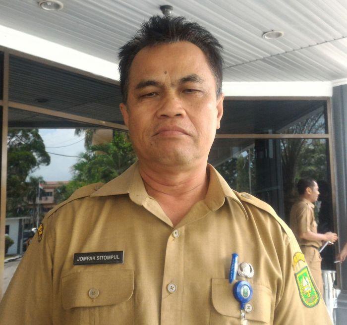 Pemprov Riau Surati Empat Partai Pengusung