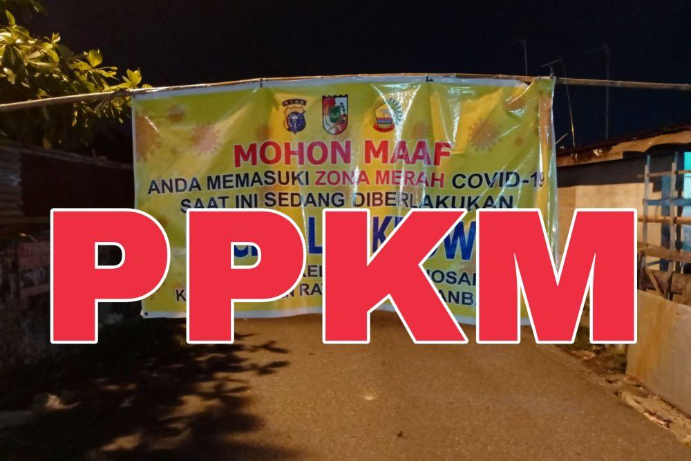 Pemprov Riau Telah Siapkan Bantuan PPKM Level IV