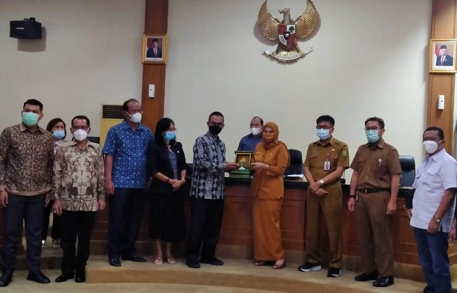 Pemprov Riau Terima Kunker Bamus DPRD Sumut