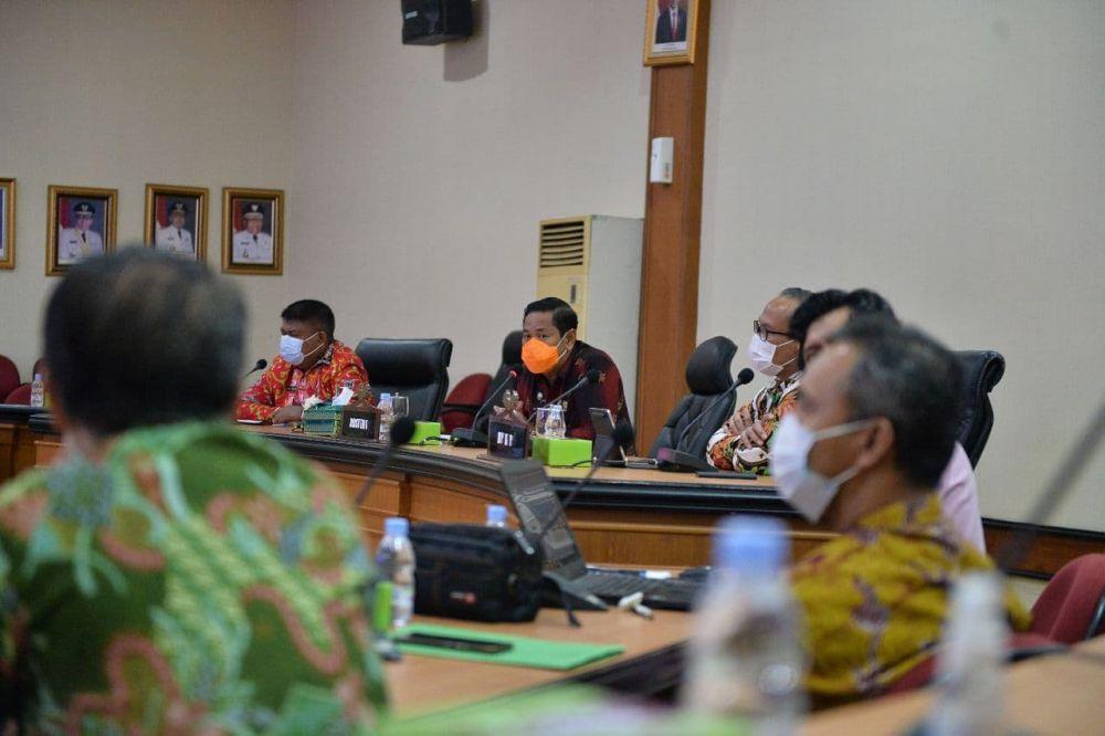 Pemprov Riau Terima Kunker Dari Pemprov Maluku