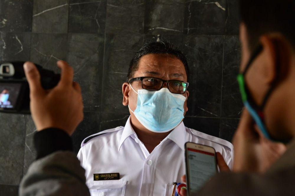 Pemprov Sudah Terapkan WFH 75, Kadiskominfotik Imbau Pegawai Perketat Prokes