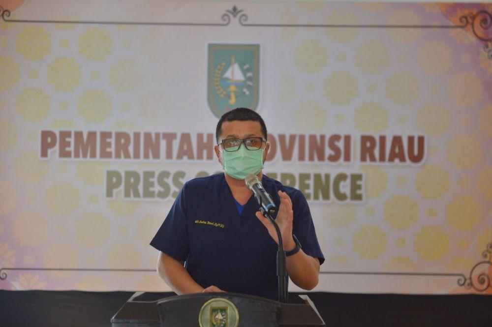 Penambahan Kasus COVID-19 di Pulau Jawa Meningkat, Riau Diminta Waspada