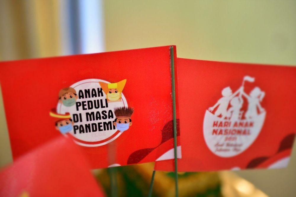 Peringatan HAN 2021, Gubernur Riau Ajak Semua Pihak Lindungi Hak-Hak Anak
