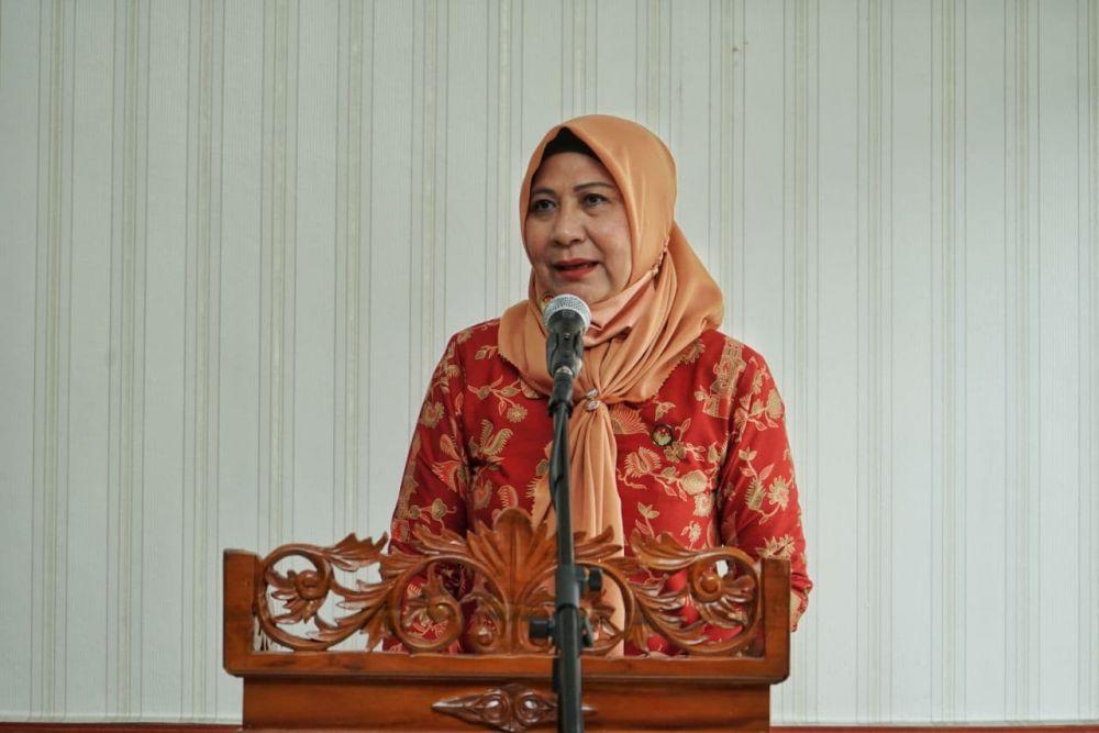 Peringati HUT Ke-21, DWP Riau Gelar Seminar Kesehatan