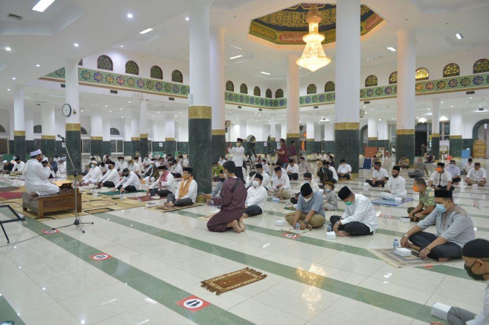 Peringati Maulid Nabi Muhammad SAW, Pemprov Riau Gelar Selawat dan Zikir