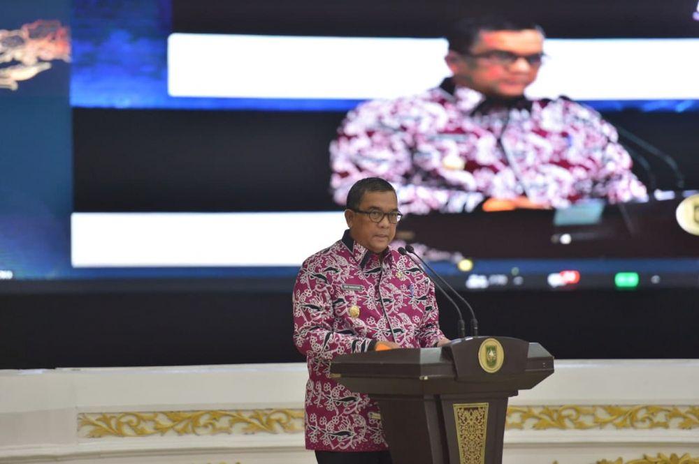 Perlu Percepatan Upaya Strategis & Lebih Efektif Dalam Dorong Ekonomi Riau