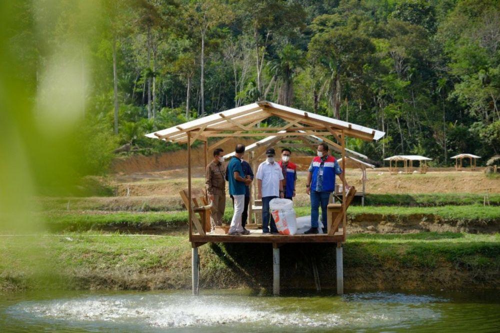 Pesona Koto Masjid Digadang-gadang Desa Wisata Terbaik di Riau