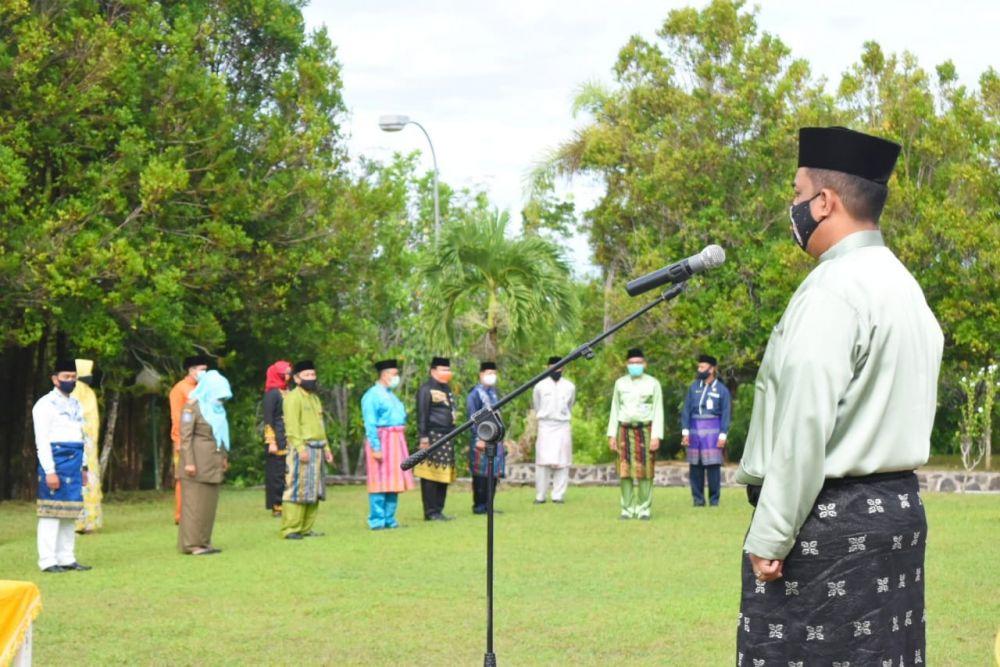Pilkada 2020: ASN di Kuansing Riau Berikrar Tidak Terlibat Politik Praktis