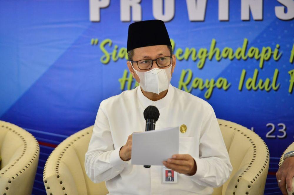 Pj Sekdaprov Riau: Gejolak Harga Pangan Akan Kurangi Daya Beli Masyarakat