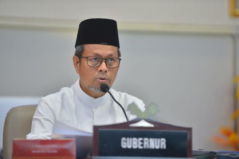 Pj Sekdaprov Riau Paparkan Peran Strategis TIK Bagi Pemprov Riau