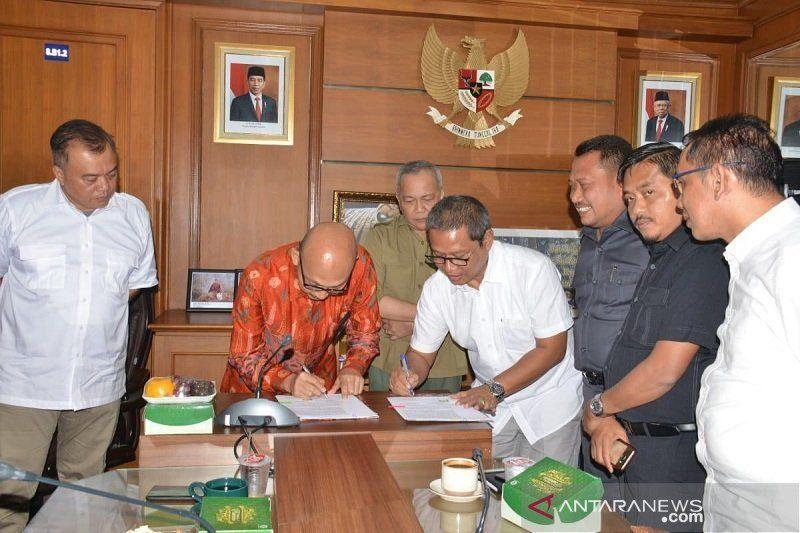 PLN-BBKSDA Riau Akan Bangun Jaringan Listrik di Kawasan Konservasi