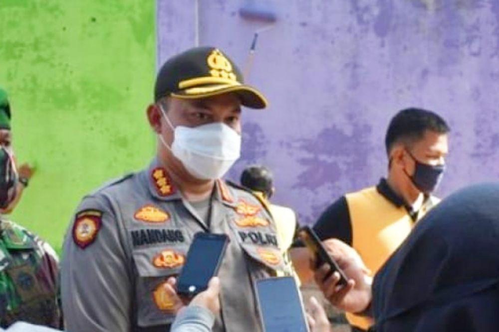 Polisi Batasi Jam Hiburan Malam Pergantian Tahun di Pekanbaru