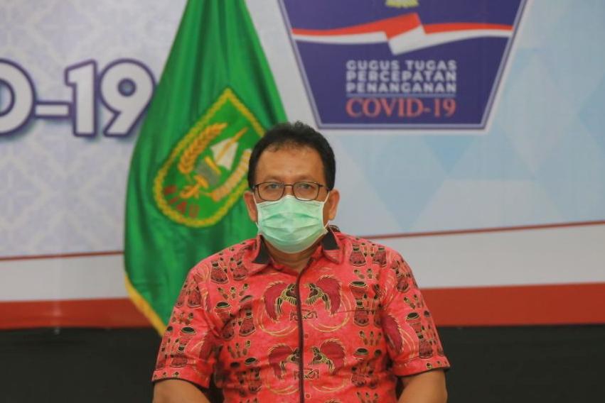 Prof Dr Ashaluddin didaulat sebagai Tim Pansel Pejabat Eselon II Pemprov Riau