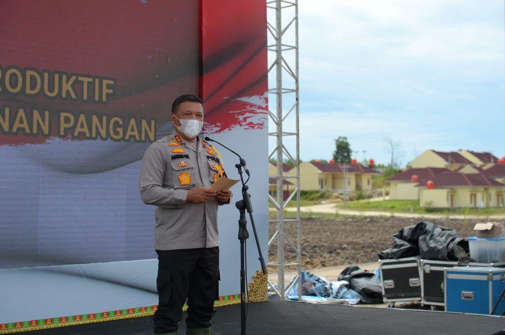 Program Jaga Kampung Ini Bukan Hanya Seremonial, Tapi Nyata Dilakukan di Lapangan