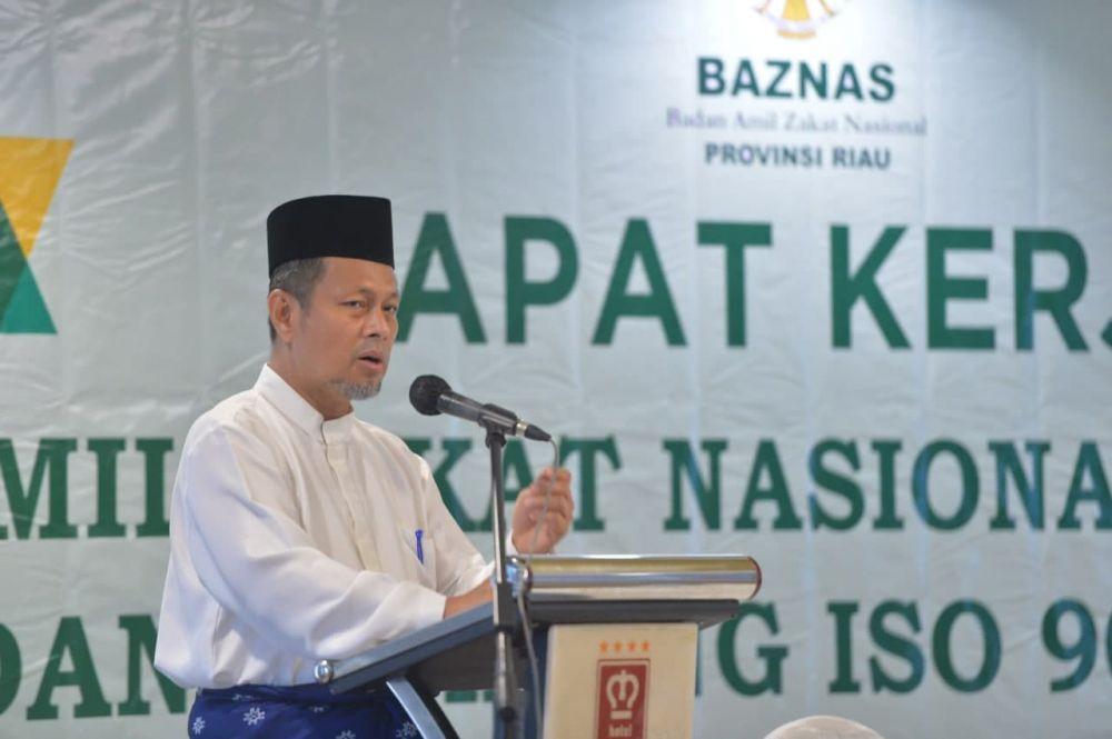 Program Pulau Zakat Satu-Satunya di Indonesia
