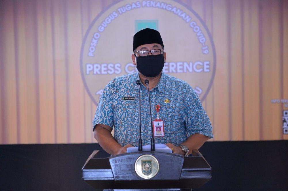 Program Sikomandan, Disnakeswan Riau Targetkan Angka Kelahiran 18 Ribu Ekor