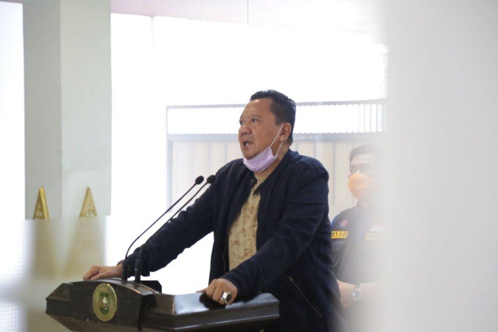 Pusat Tahun Depan Mulai Kelola BLK Pekanbaru dan Dumai