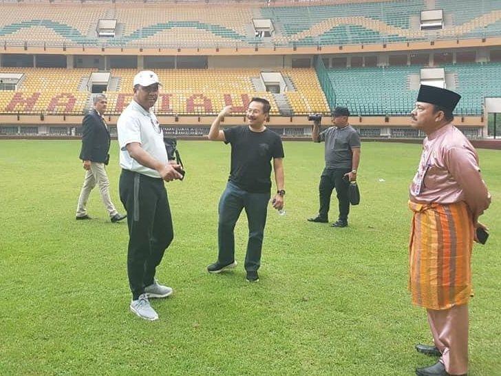 Rabu, Tim Fifa akan Tinjau Stadiun Utama Riau