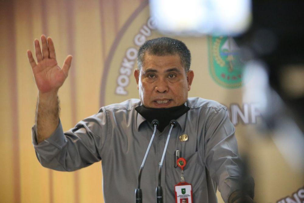 Rencana Perluasan Lahan Pangan, Pemprov Riau Tunggu Arahan Pusat