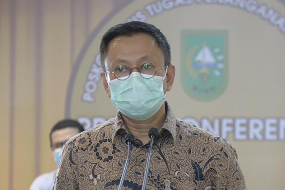 Restrukturisasi Kredit Perbankan di Riau Capai Rp12,7 Triliun
