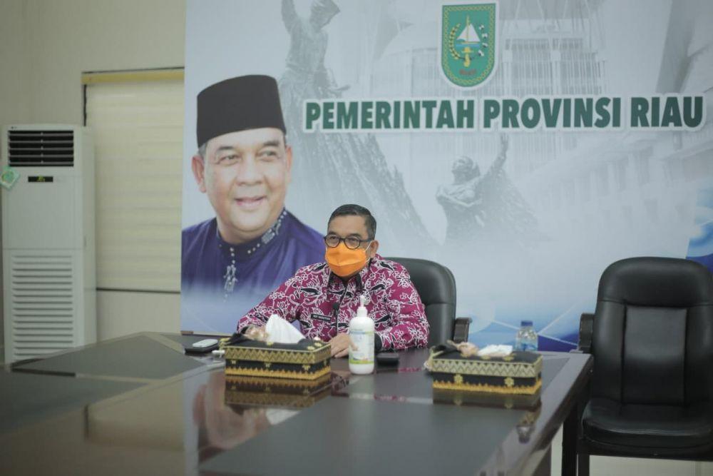 Riau 100% Teraliri Listrik, Wagubri: Gunakan Dengan Bijak