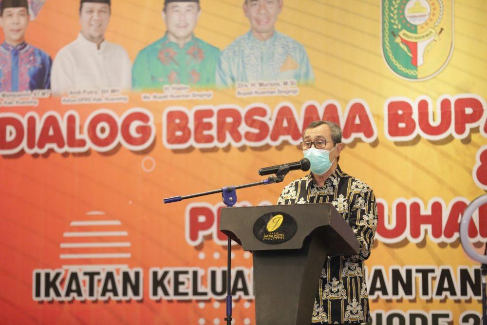 Riau Akan Perluas Lahan Pangan Sekitar 50.000 Hektar