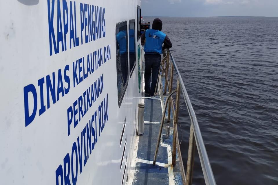 Riau Minta Bantuan Kapal Patroli ke KKP untuk Pengawasan Illegal Fishing