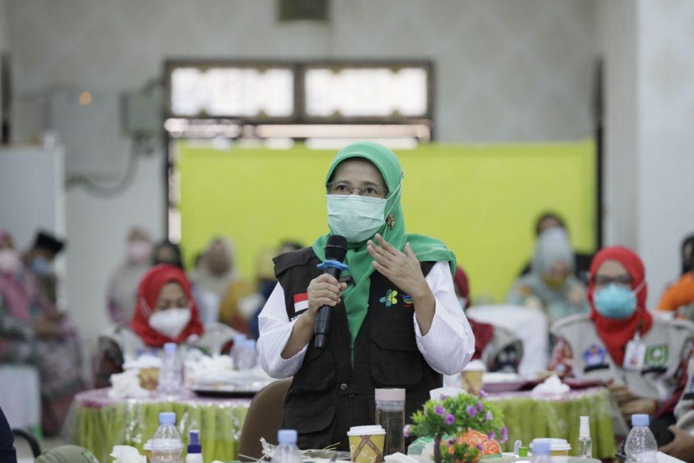 Sample Swab Dari Daerah Naik, Kasus Pasien Positif Covid-19 di Riau Meningkat