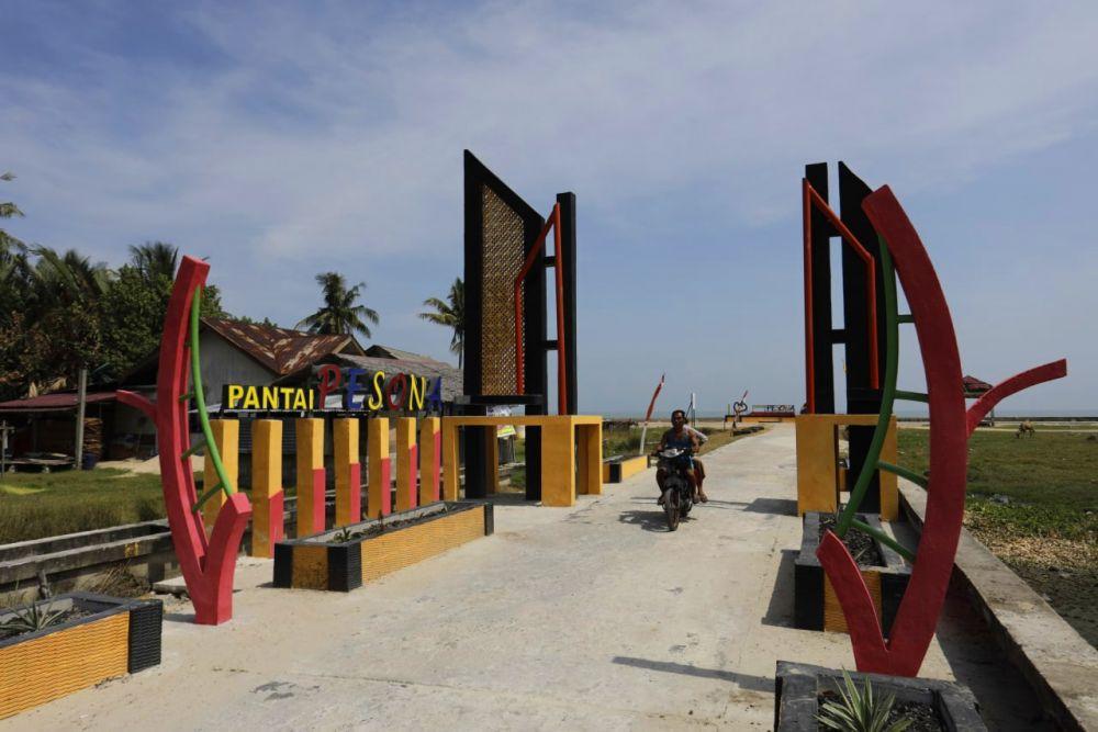 Sandiaga akan Jadikan Palau Rupat Beranda Terdepan Pariwisata Indonesia