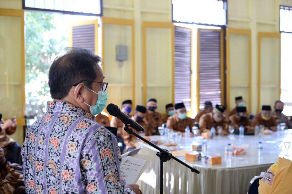 Saran dan Bimbingan PWRI Riau Dibutuhkan dalam Pembangunan