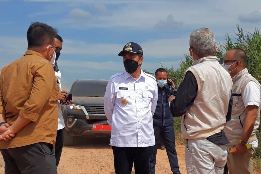 Satu Solusi dari Gubernur Riau, Empat Manfaat untuk Rohil