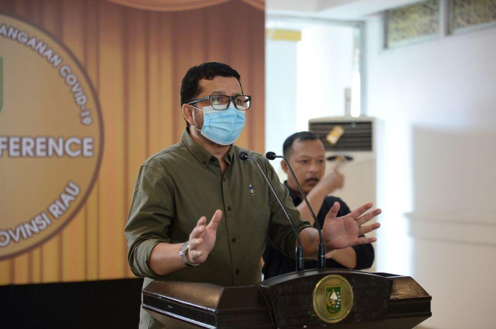 Se-Indonesia, Riau Paling Murah Tes Swab Mandiri