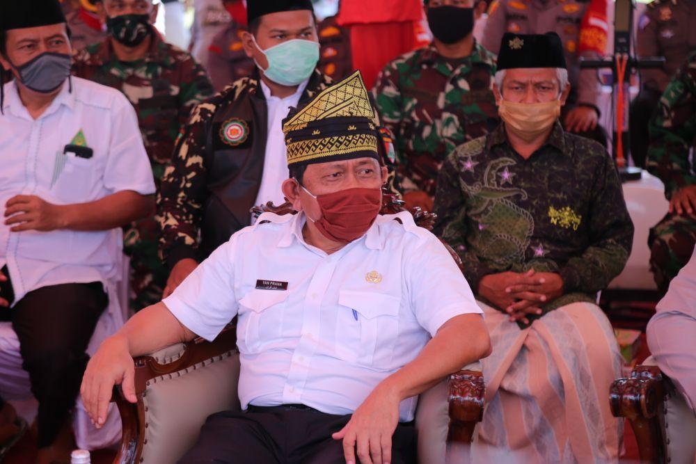 Sekdaprov Riau Apresiasi Gerakan Jaga Kampung dari Polda Riau