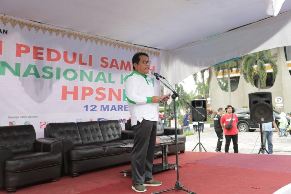 Sekdaprov Riau Imbau Masyarakat Menghindari Keramaian