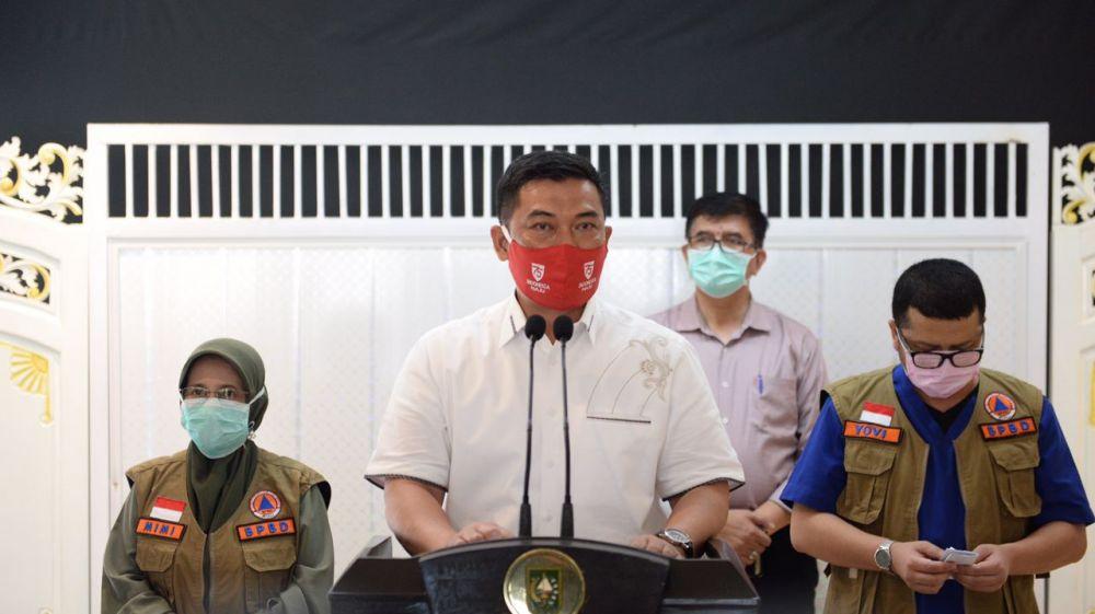 Seluruh Sekretaris OPD Pemprov Riau Jadi Penanggung Jawab Internal Pencegahan Covid-19