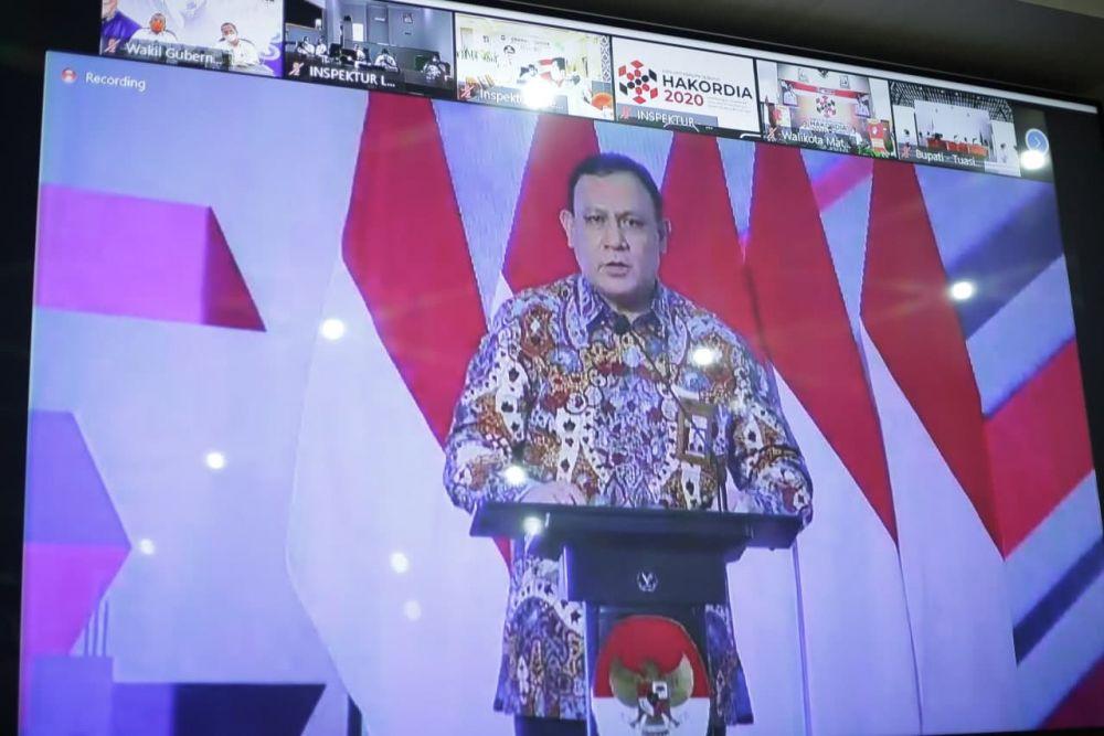 Sempena HAKORDIA 2020, KPK RI Ajak Elemen Bangsa Kuatkan Tekad Berantas Korupsi