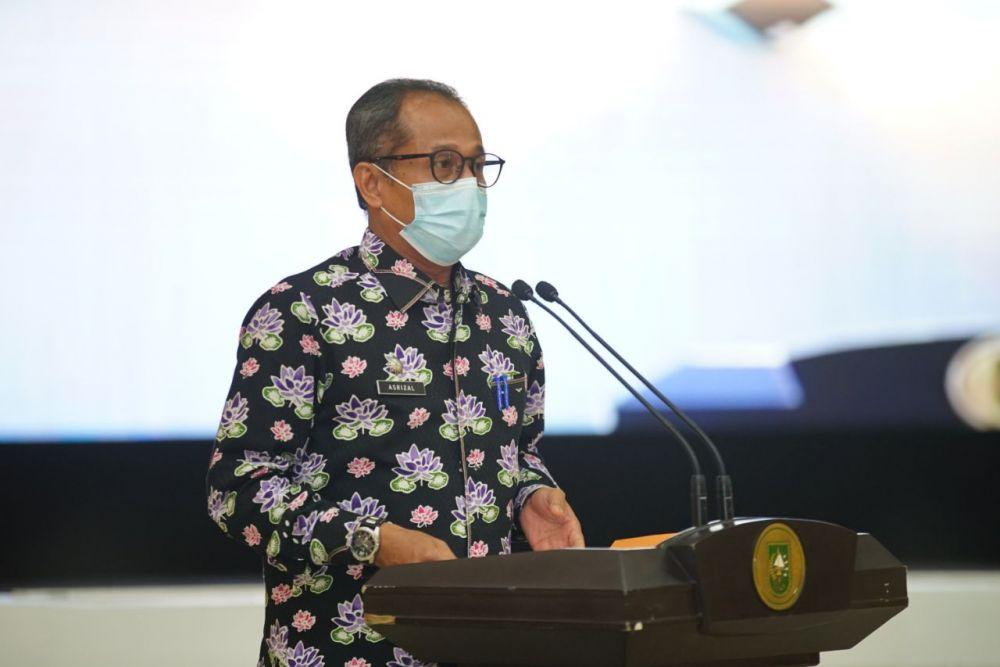 Sudah 23 Ribu Lebih Pelaku UMKM di Riau Dapat Bantuan