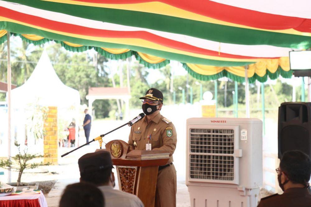 Syahrial Abdi Sebut Pembangunan KSPN Pulau Rupat Utara Belum Maksimal