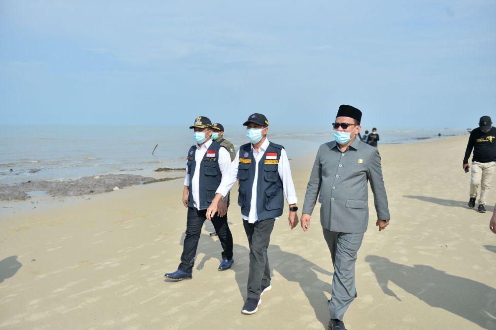 Tambah Roro, Gubri Sebut Rupat Pulau Masa Depan