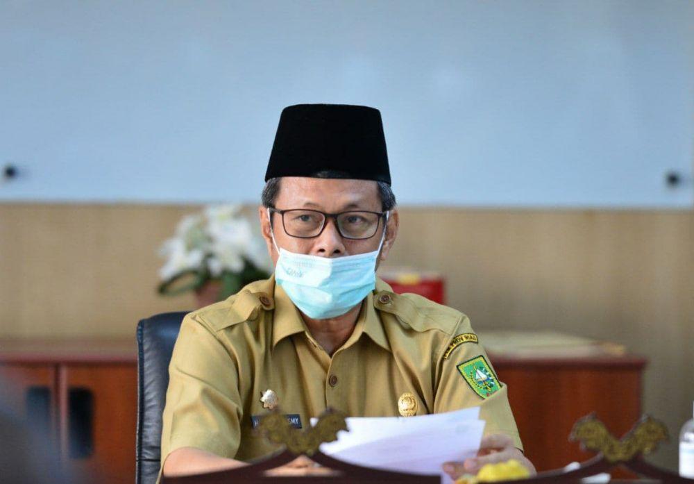 Terkait Paskibra Tahun 2021, Pemprov Riau Tunggu Juknis Pusat