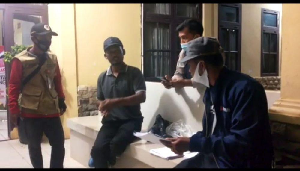 Tim Patroli Money Politic Bawaslu Inhu Temukan 146 Lembar Amplop Berisi Uang 50 Ribu Rupiah