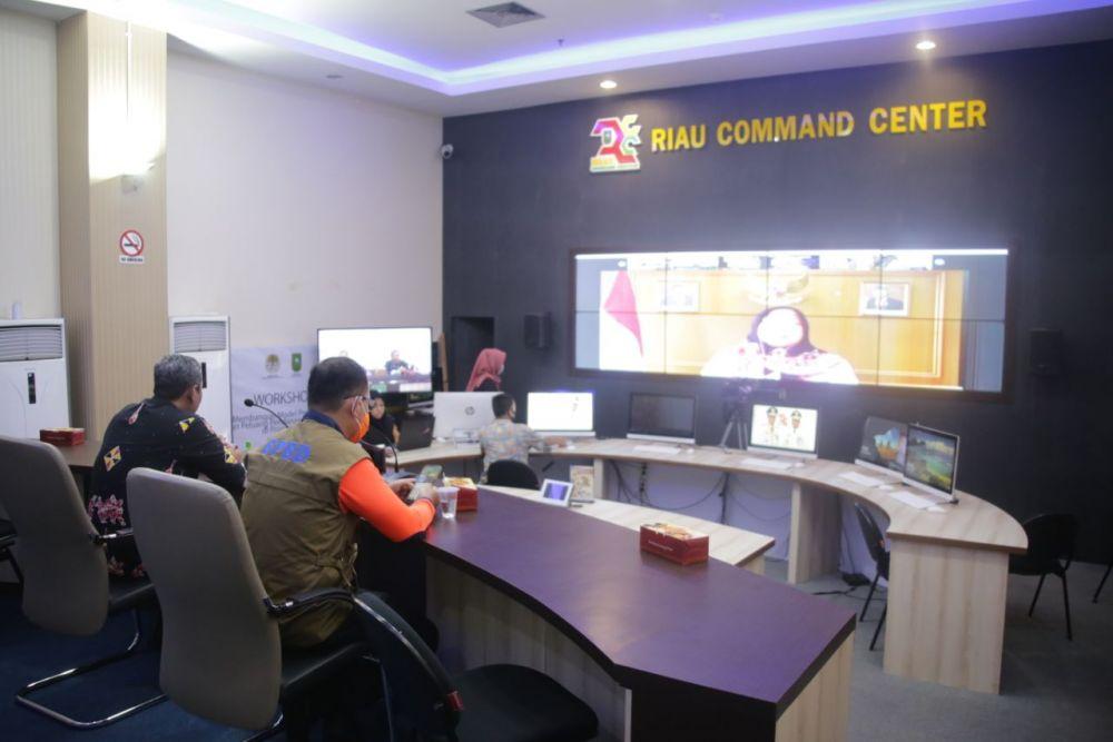 TMC Solusi Pengendalian Karhutla di Indonesia