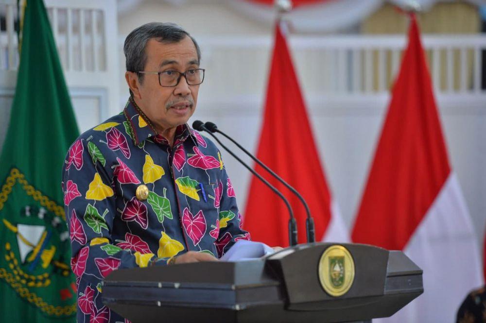 TPID se-Riau Diharapkan Terus Berinovasi Dalam Upaya Pengendalian Inflasi