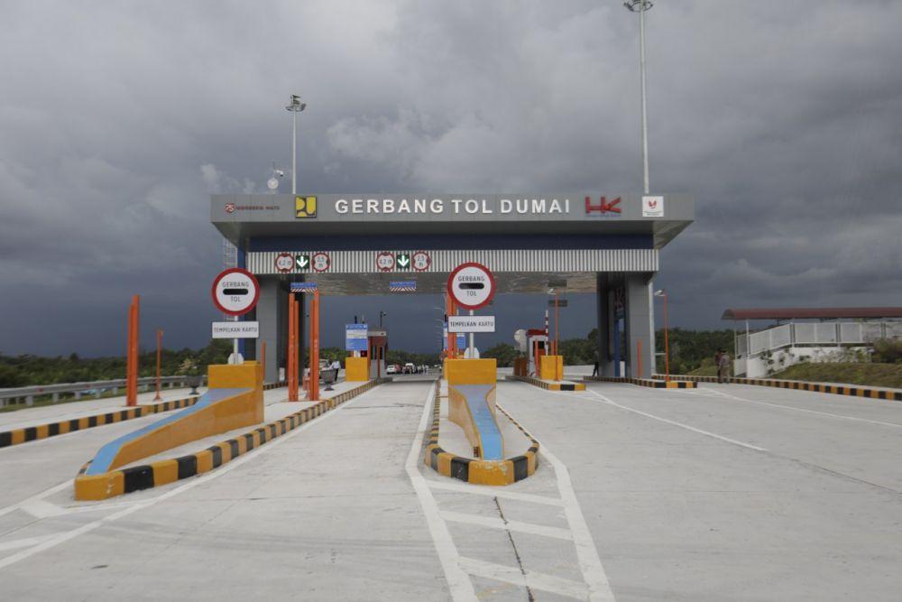 Truk ODOL Dilarang Masuk Tol Pekanbaru-Dumai, Begini Penjelasannya