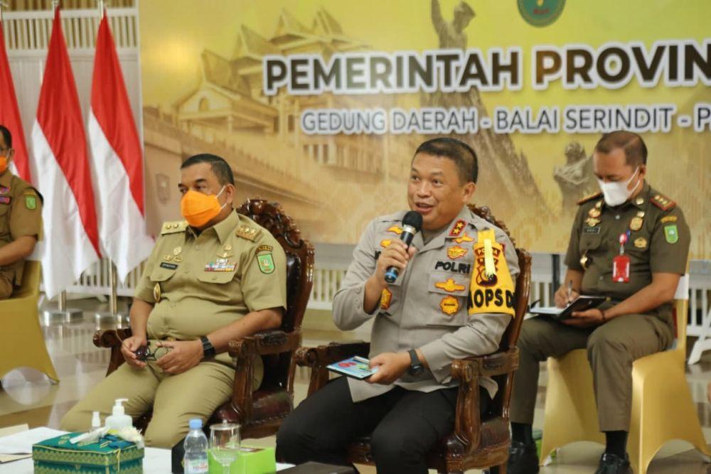 Upaya Penanganan Karhutla di Riau Dua Bulan Ini Cukup Baik