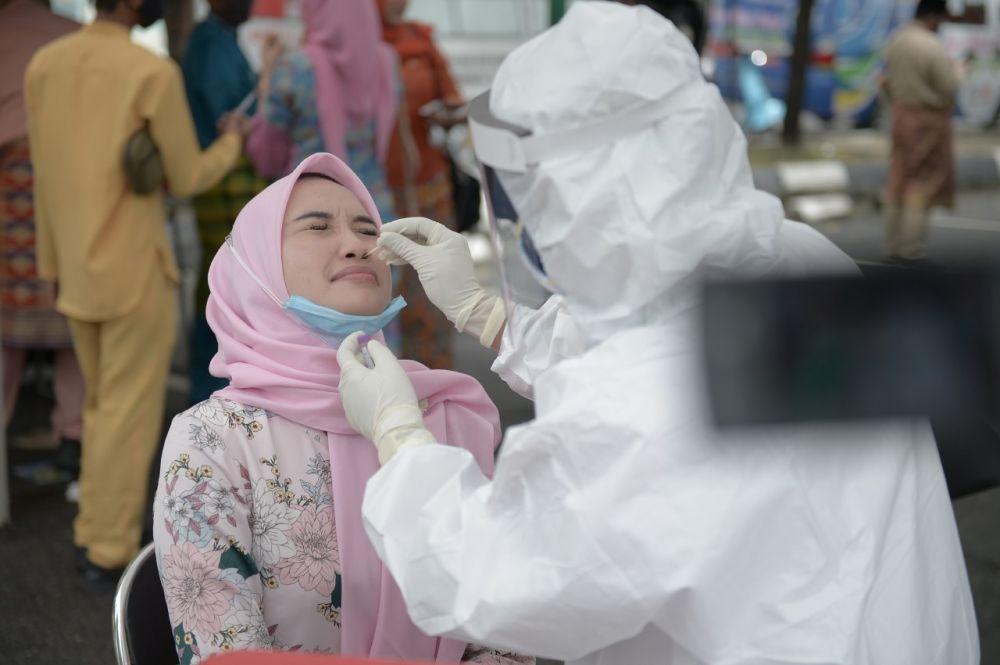 Update Data: 207.460 Sampel Swab di Riau Telah Diperiksa Selama Pandemi