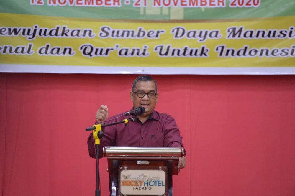 Wagubri Lakukan Silaturahmi Bersama Kafilah MTQ Riau