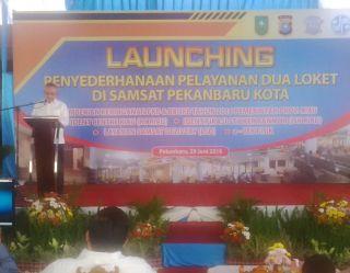 Gubernur Apresiasi Dispenda Riau Inovasi Pelayanan Maksimal dan Cepat