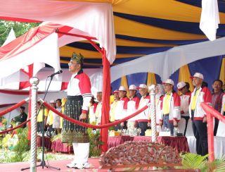 Menteri Didbud RI Buka Porseni PGRI 2016 di Siak